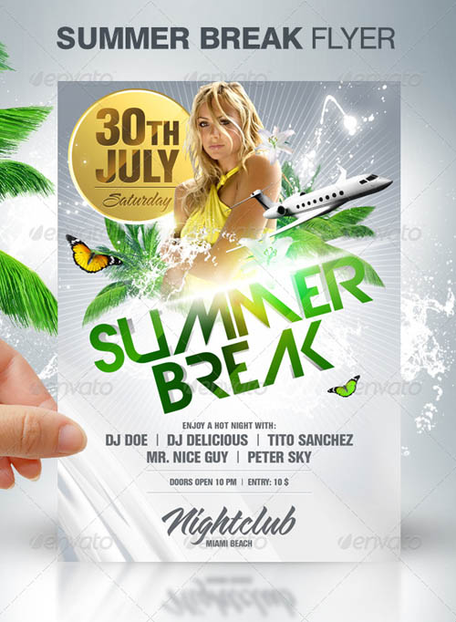 Summer Break Party Flyer_16