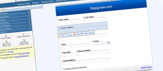5 Useful Free Online Website Form Generators