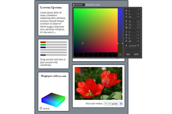 ColorPicker 0.9