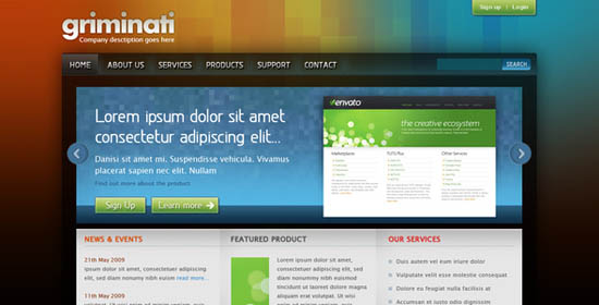 Griminati Business Website Layout_11