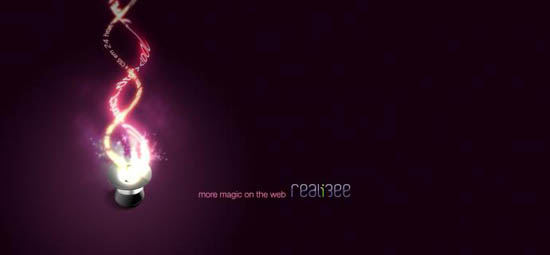 Magic lighting effect in Photoshop_12