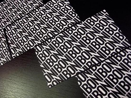 Typography Business Card_5