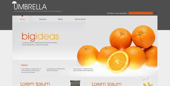 Umbrella Business Site_12