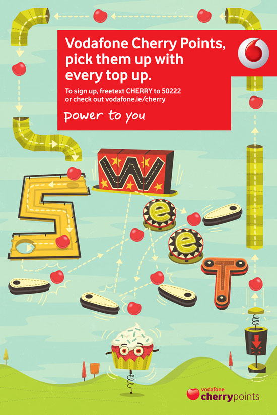 Vodafone Ireland Cherry Points Pinball_37