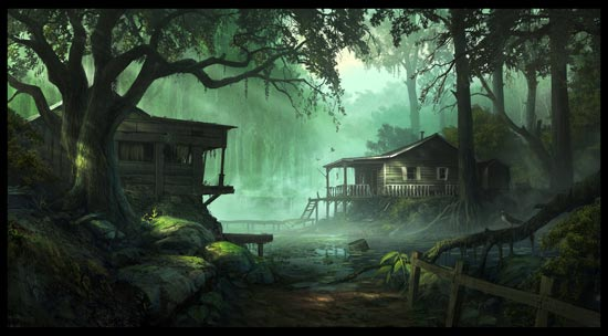 Swamp fever by AndreeWallin