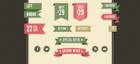 psd-web-elements-retro-ribbons-label-menu-5