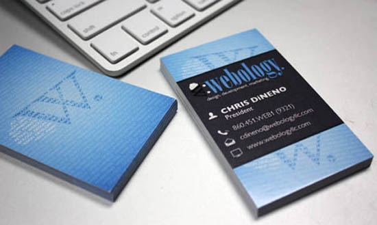 typography business card_10