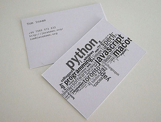 typography business card_20