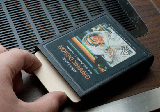 Atari 2600 Business Card Holder_12