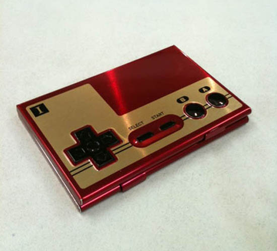 Creative Nintendo Business Card Holder_9
