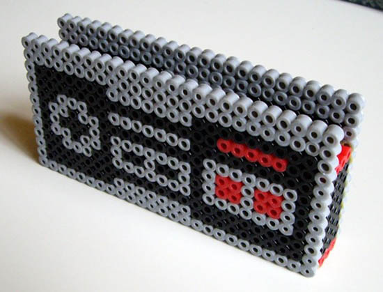 The Nintendo NES Controller Business Card Display_7