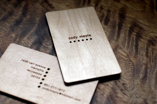 Wood Business Card_8