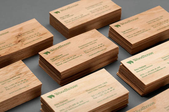 20 interesting wood business cards inspiration business card wood house business card colourmoves