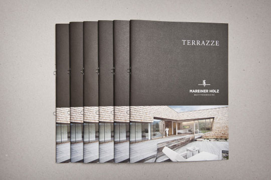 60 great brochure design ideas inspiration brochure for Hotel brochure design inspiration