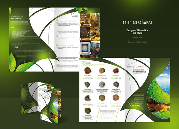 Brochure Design Ideas brochure design for mobile value added company Mineralkat