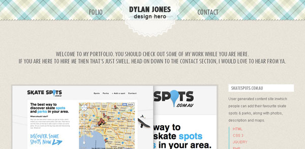 Dylan Jones - Design Hero