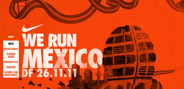 We Run México 2011