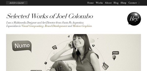 Selected Works of Joel Colombo