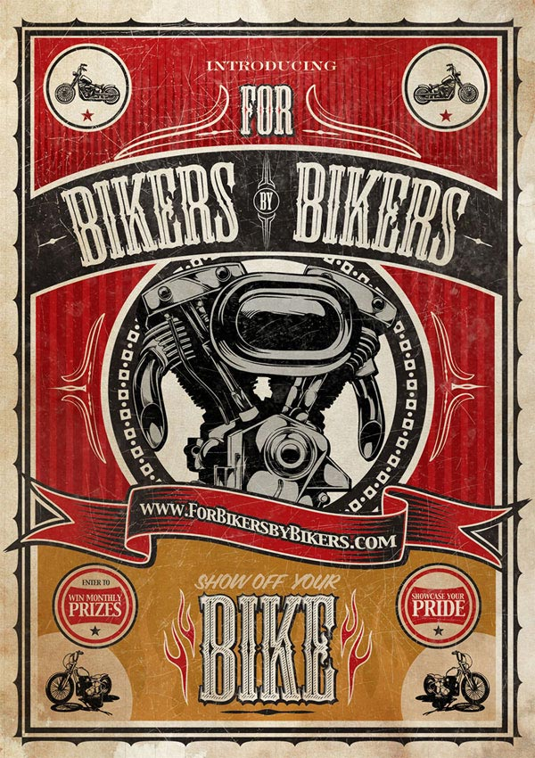 For Bikers yby Bikers