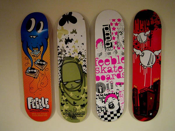 All-star skate wall
