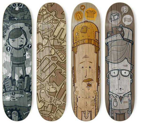 Average Joe Skateboards