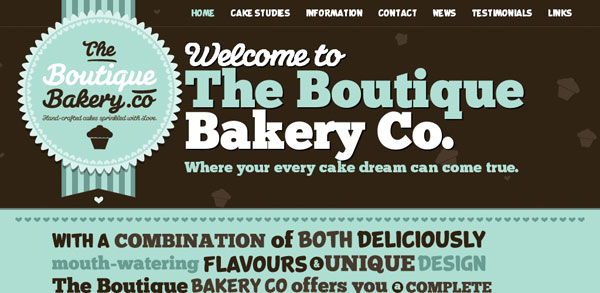 The Boutique Bakery Co.