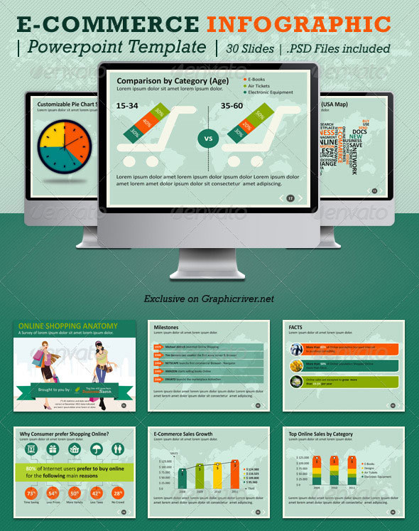 17 Cool Infographic Design Templates | Template | Idesignow