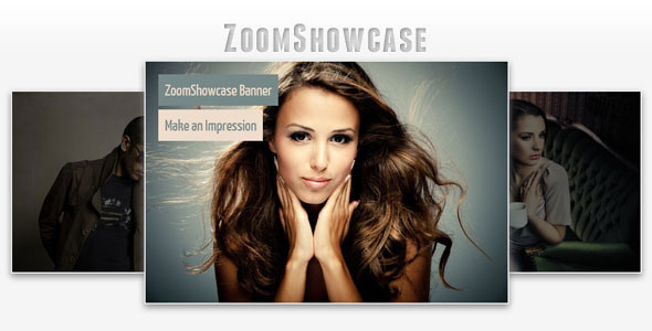 ZoomShowcase - A jQuery Banner Rotator