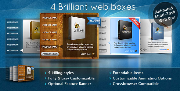 Briliant Web Boxes - Multi Task
