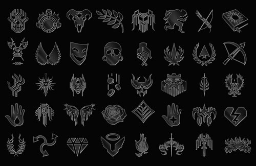 Dragon Age Custom Shapes