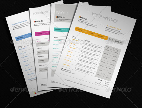 Car Sales Invoice Template Free Pdf Modern Invoice Template Microsoft Word Print Blank Invoice Pdf with What Is The Difference Between Invoice And Msrp Best Invoice  Proposal Templates Indesign Idesignow Blank Cab Receipt Word