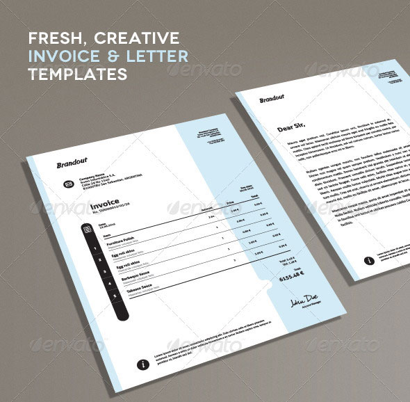Receipt Reimbursement Best Invoice  Proposal Templates  Indesign  Idesignow Hotel Receipt Template Word Pdf with Programs For Invoices Invoice Dymo Receipt Paper
