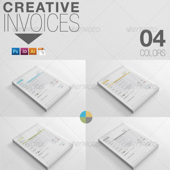 Creative Invoices