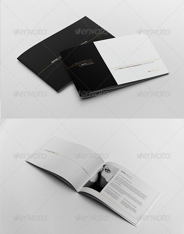 My Collection Portfolio Template