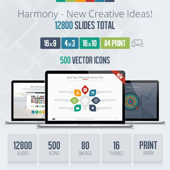 26 amazing powerpoint templates that truly work | 2015 | idesignow, Modern powerpoint