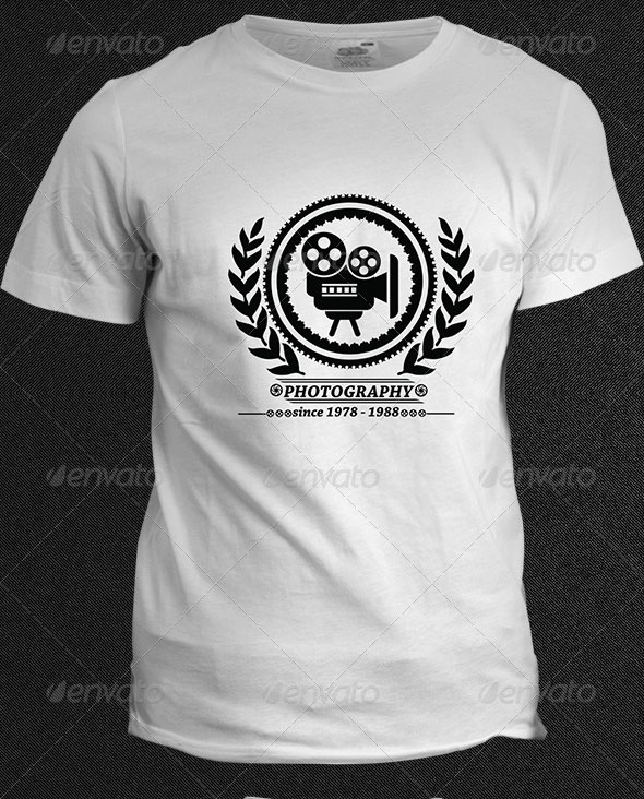 4 Photography T-Shirt