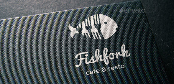 Fishfork - Logo Template