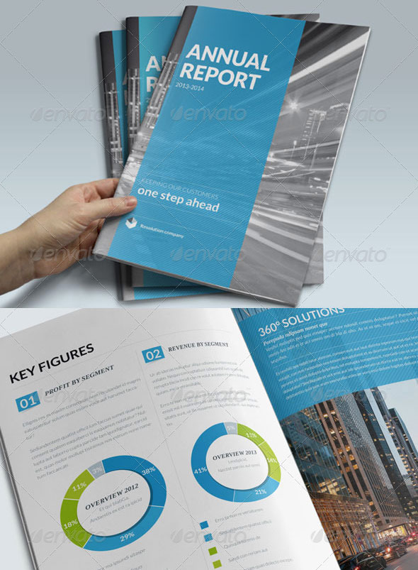 Annual Report 20 Pages