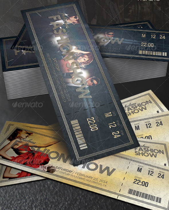 Fabulous Fashion Show Event Tickets