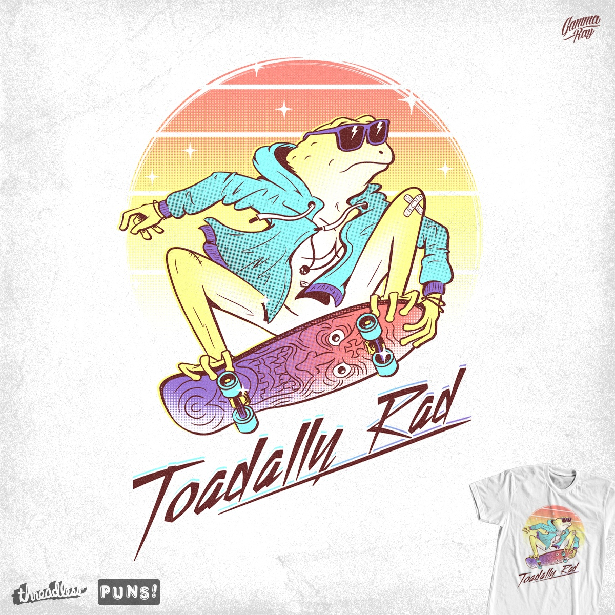 Toadally Rad