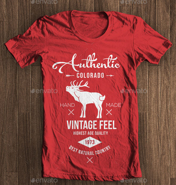 Authentic Vintage Tshirt