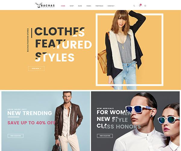 Bachas - Responsive WooCommerce WordPress Theme