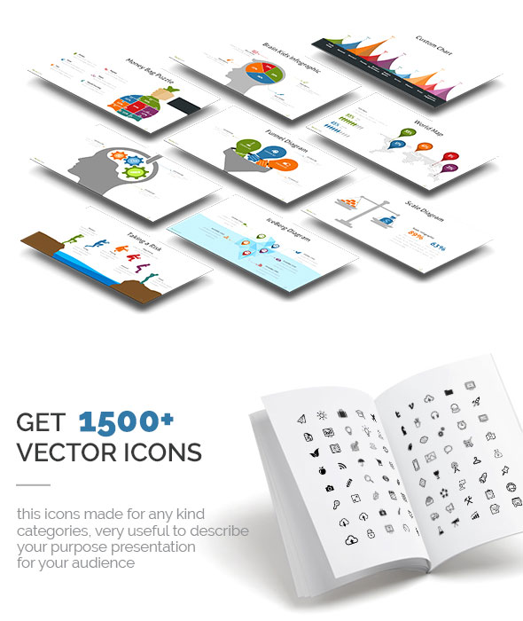 Business Pack Presentation - Powerpoint Template