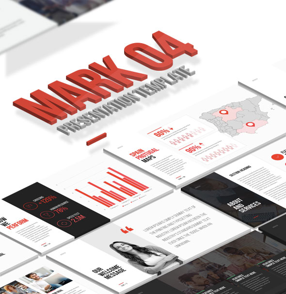 MARK04-Powerpoint Template