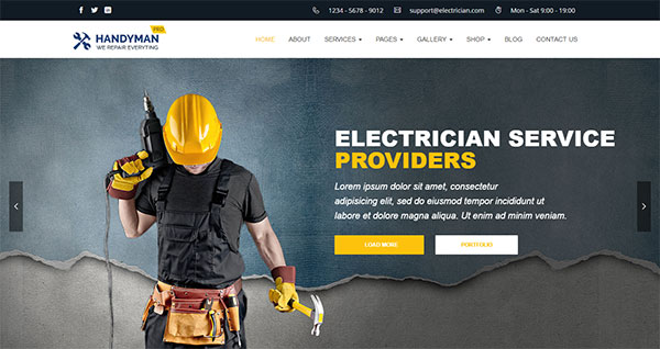 Electrician Busines