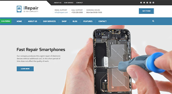 iRepair - Mobile Phone Repair, Electronics, Laptop Repair
