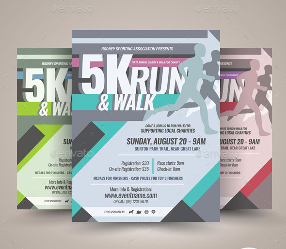25 Best Sport Event Flyer Templates Print Idesignow