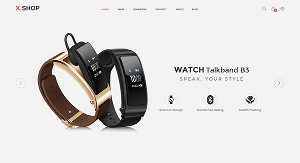 X.Shop - Kute Shopify Theme