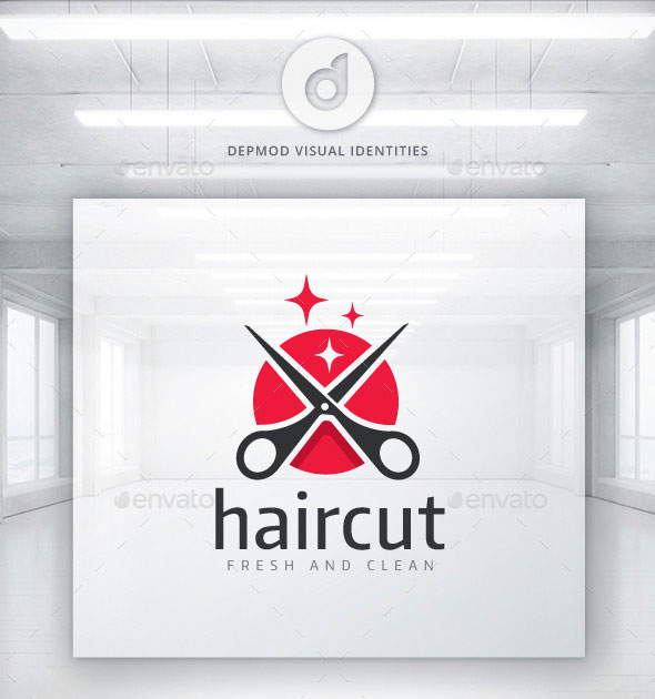 Hairstyle Logo