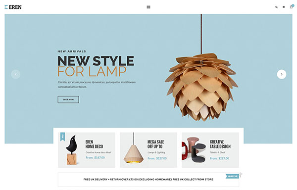 Eren - Magento 2 Responsive Fashion Theme